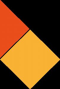 oranje-blokjes-linkslijnend